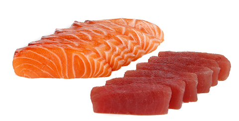 Foto Sashimi Gemengd Medium