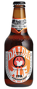 Foto Hitachino Daidai IPA 330ml